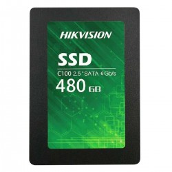 Ổ Cứng SSD HIKVISION mã C100 480GB Sata III