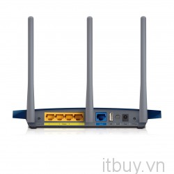 Bộ phát Wireless TP-LINK TL-WR1043ND